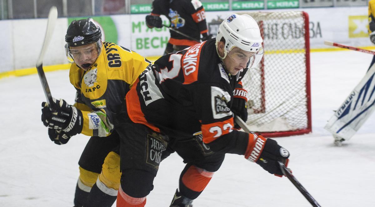 Кременчук обіграв Білий Барс в гостьовому матчі УХЛ / uhl.ua