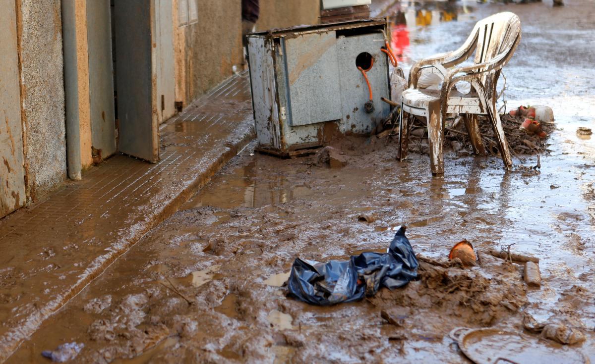Остров Мальорка пострадал от наводнения / REUTERS