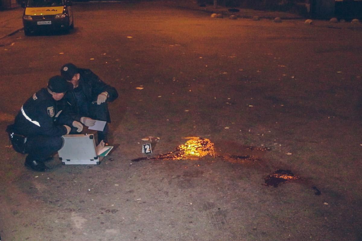Нападники втекли / фото Інформатор
