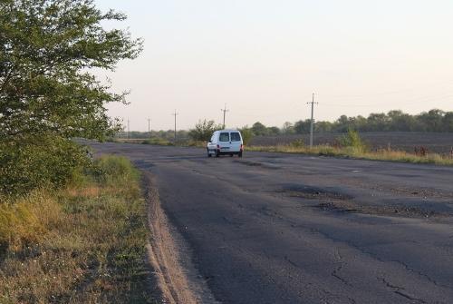 На одной из самых сложных дорог страны Н-14 капитальный ремонт вообще не был начат / фото autostrada.info
