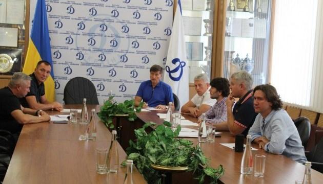 В Украине появилась общественная организация, которая будет заниматься проблемами финансирования спорта - от детского и массового до высших достижений / dynamo.ua/