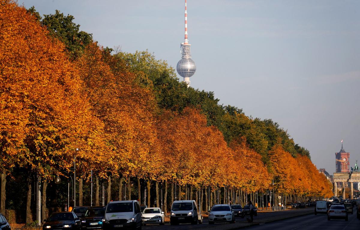 Приймаючий лоукостери аеропорт Берліна змінив назву