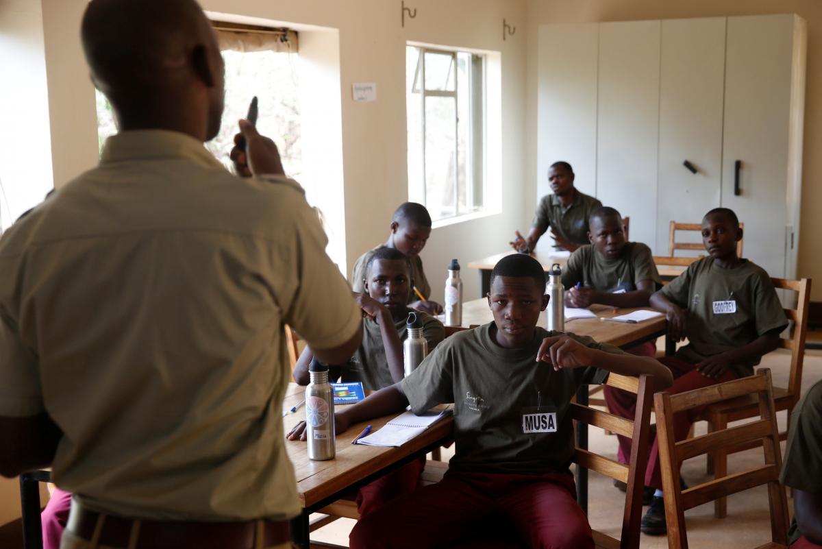 Похожие симптомы в Танзании фиксировали в 2018 году / фото REUTERS