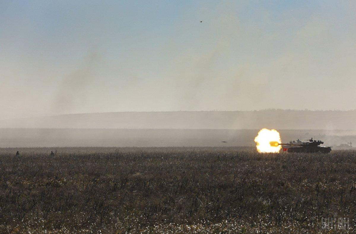 Боевики 16 раз открывали огонь на Донбассе / фото УНИАН