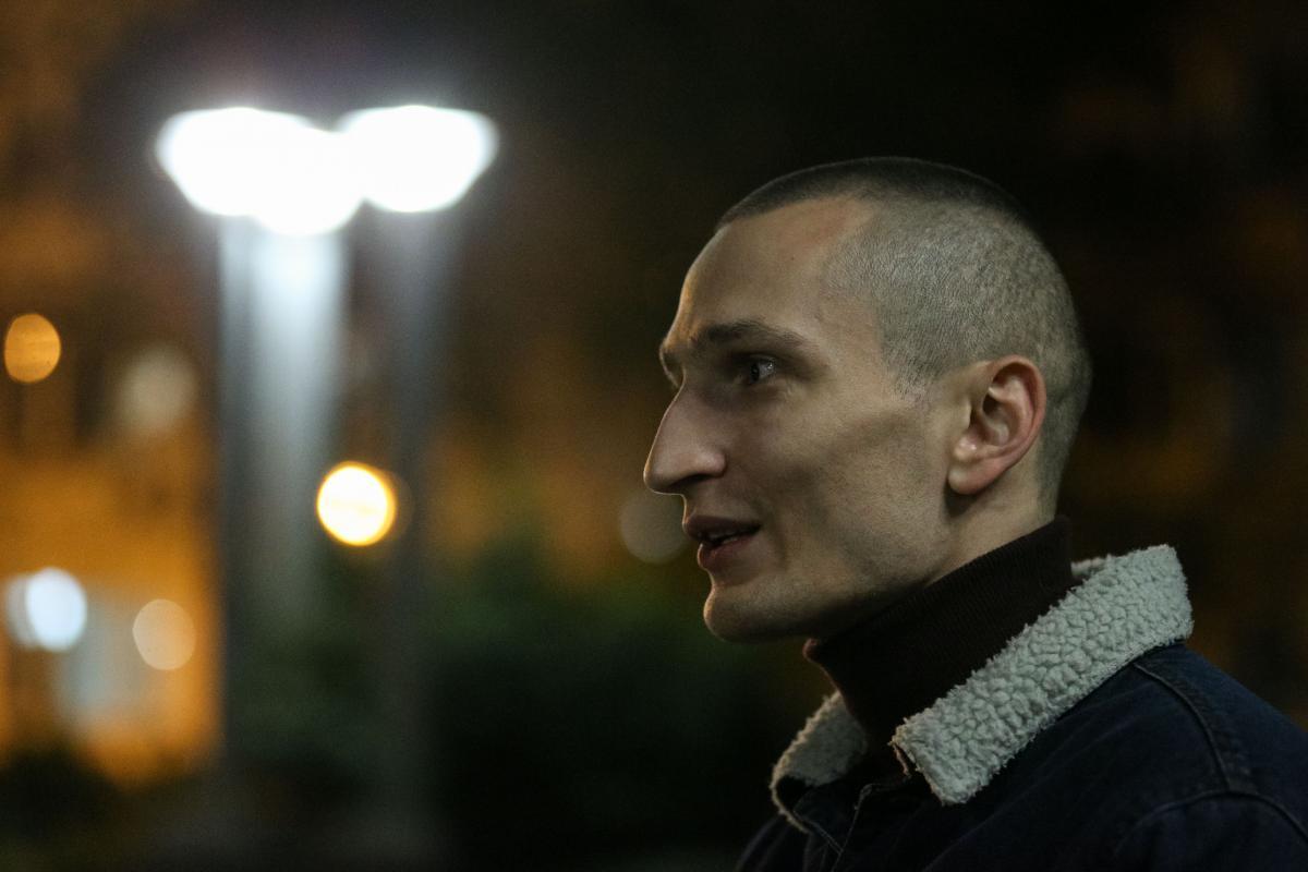 Сергей Петровичев потеряд ногу, защищая Украину на Донбассе / фото УНИАН