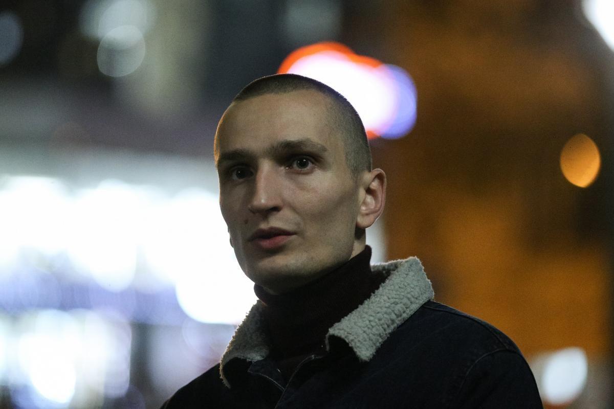 Петровичев объяснил, что поехал в АТО, прежде всего, из тех побуждений, что сможетостановить неприкрытую ничем агрессию / фото УНИАН