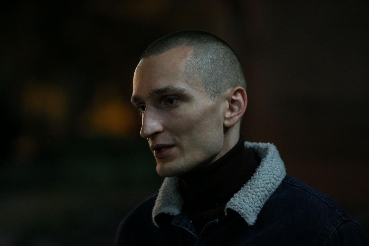 Защитник Украины из РФ Сергей Петровичев / фото УНИАН