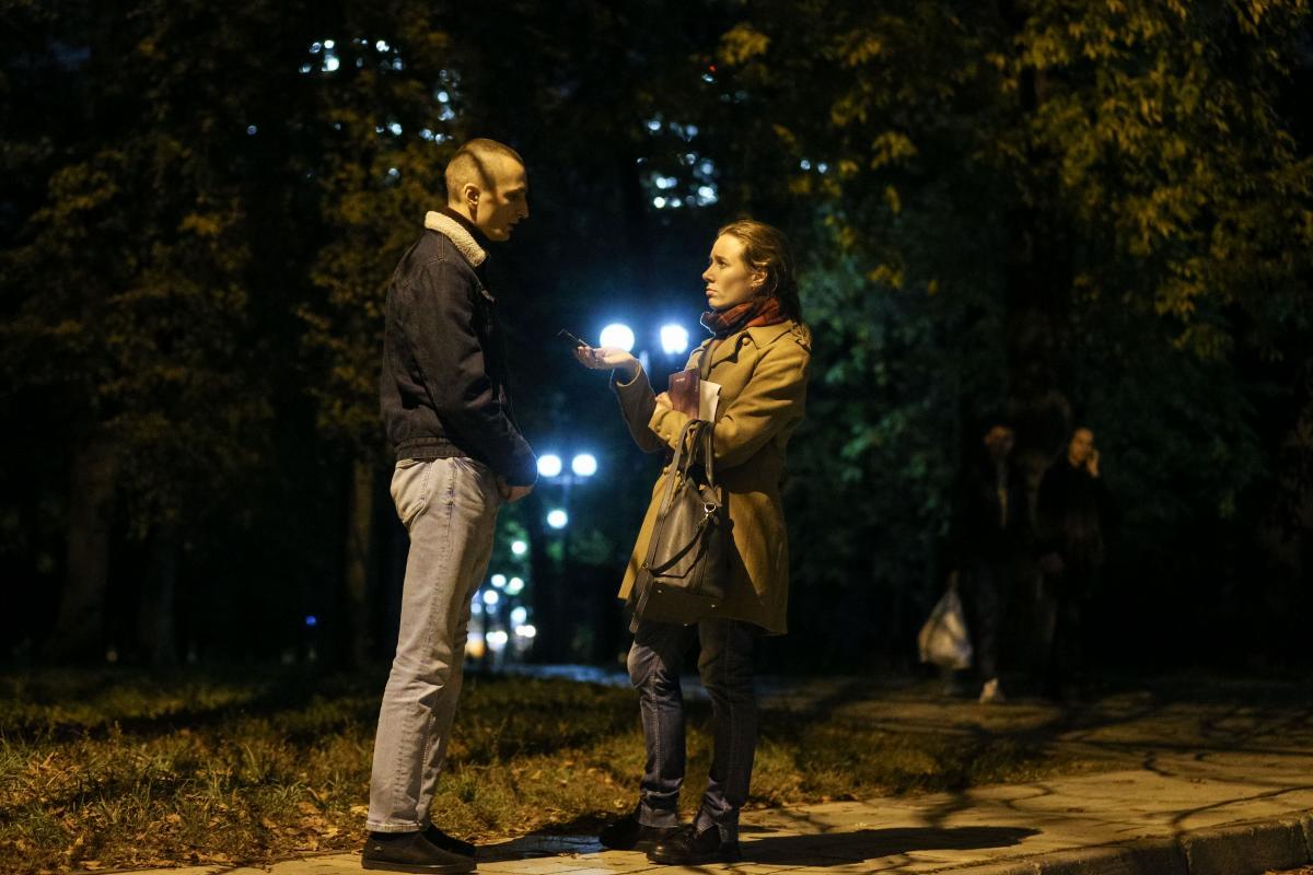 Доброволец Сергей Петровичев рассказал, что не может получить украинское гражданство, из-за открытых в РФ против него уголовных дел / фото УНИАН