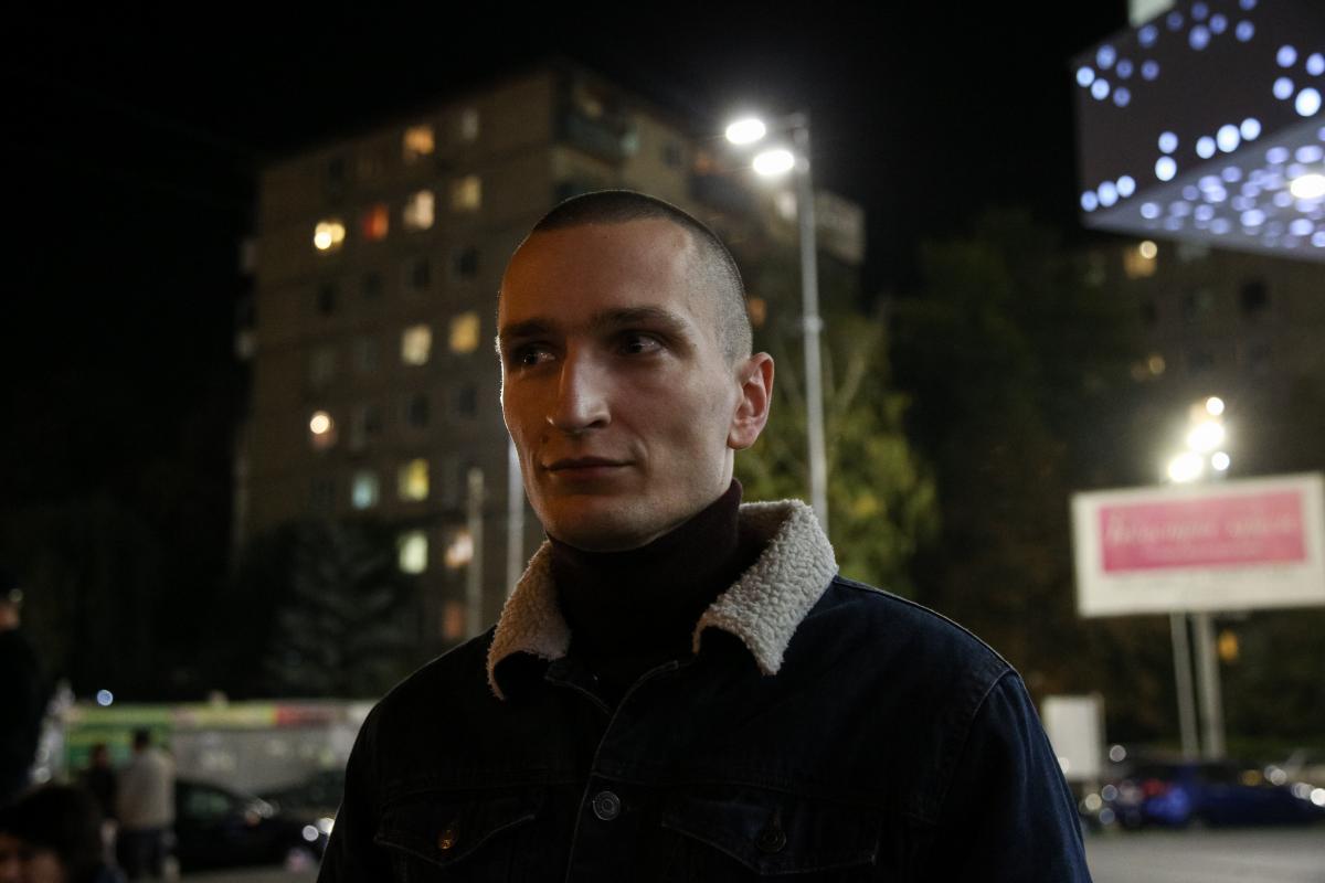 """Петровичев заявил, что в России столкнулся с """"настоящими проявлениями полицейского государства"""" / фото УНИАН"""