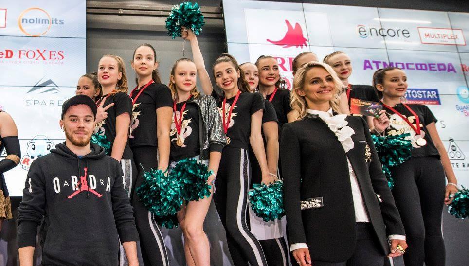 Украинский чирлидинг неразрывно связан с танцевальной группой Red Foxes / Facebook, ReD Foxes