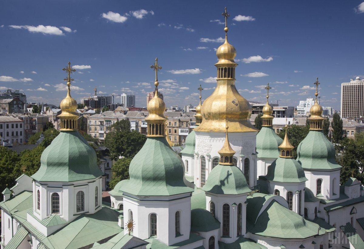 Об'єднавчийсоборвідбудеться 15 грудня в Софійському соборі у Києві/ фото УНІАН