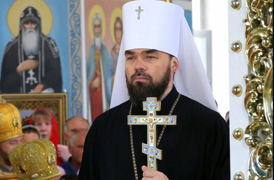 Митрополит Горлівський і Слов'янський Митрофан / gorlovka-eparhia.com.ua