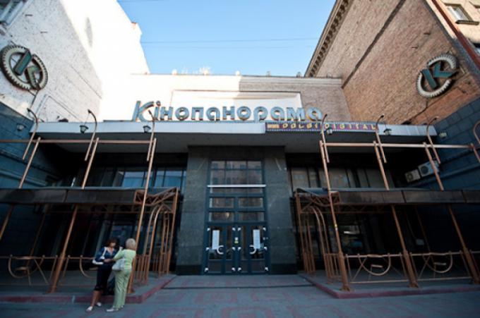 В этом здании находилась Купеческая синагога / gloss.ua