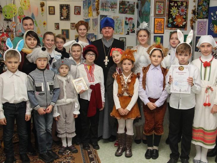 Сумська єпархія УПЦ запрошує до участі у різдвяному конкурсі дитячої творчості / sumy.depo.ua
