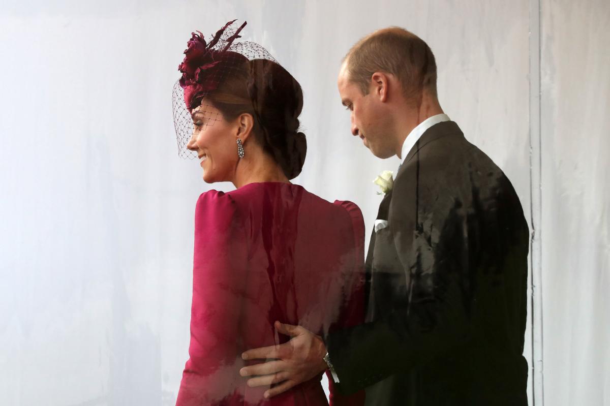 Принц Вільям та його дружина Кейт Міддлтон / фотоREUTERS