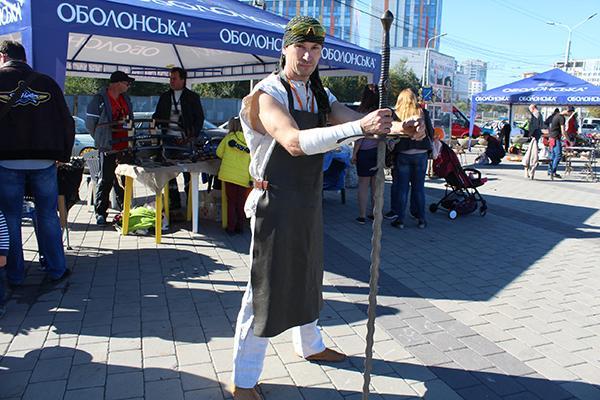 Этот меч автор сделал еще 10 лет назад и он в своем роде уникальный\ /dv-gazeta.info