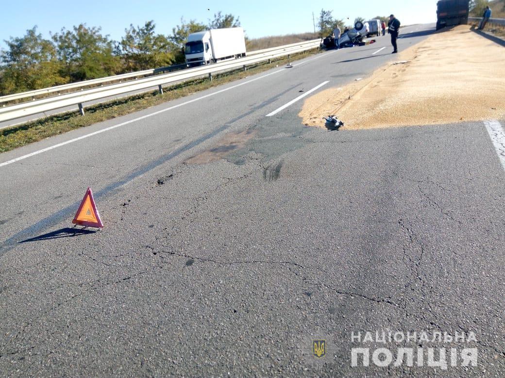 Среди пострадавших есть ребенок / полиция Одессы