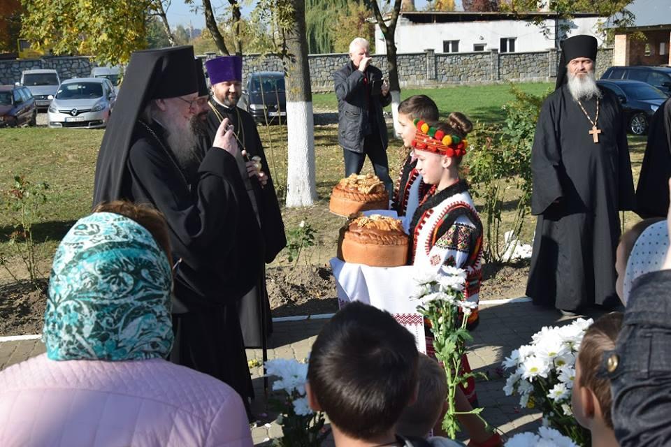 Ивано-Франковская епархия УПЦ встретила нового архипастыря / news.church.ua