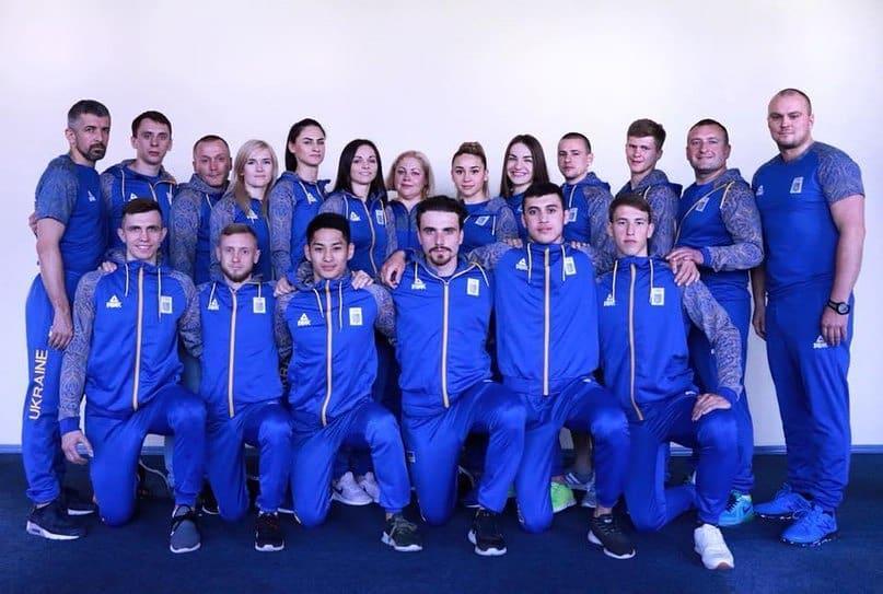 Сборная Украины по карате/ wkf.com.ua