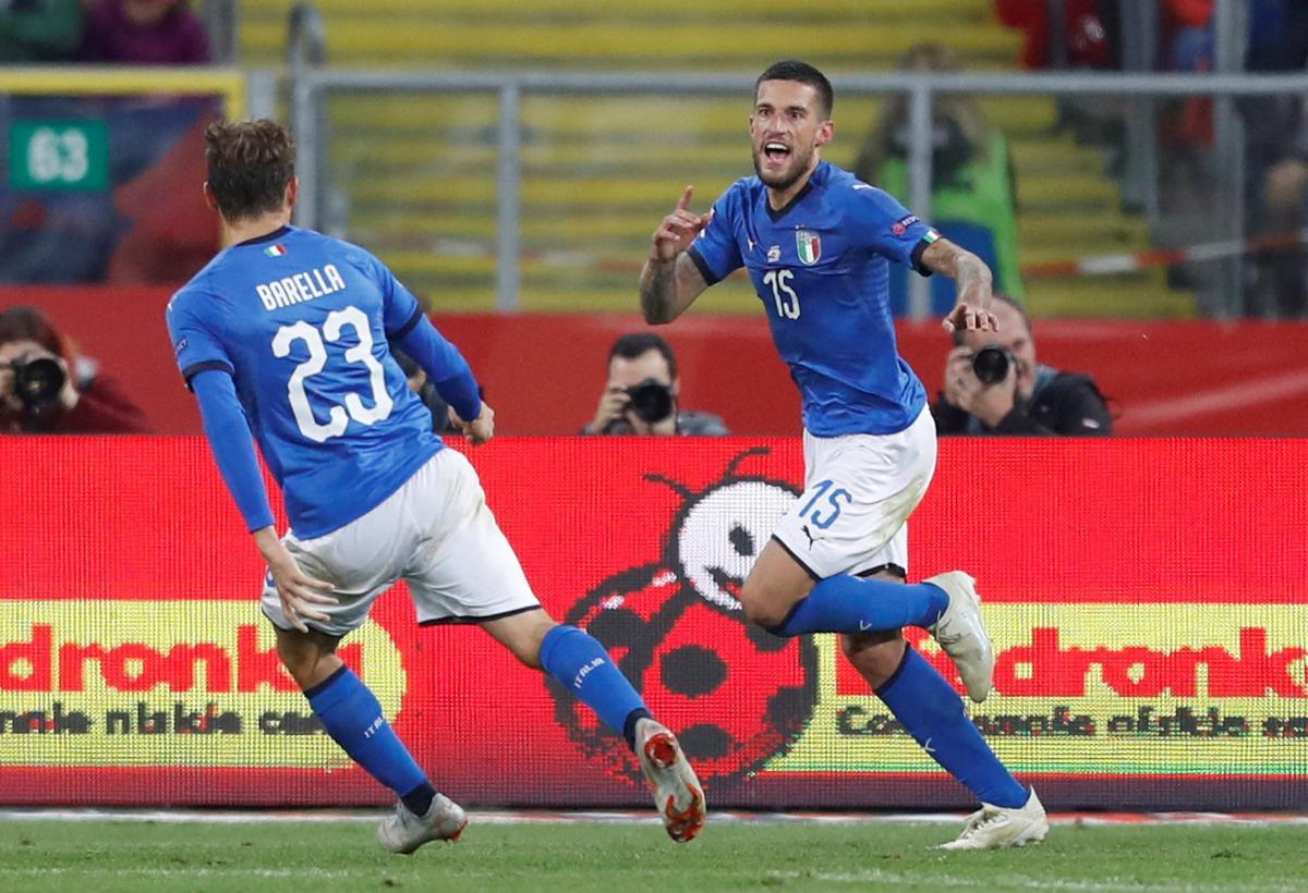 Збірна Італії перервала серію невдач / REUTERS