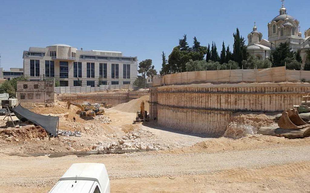 В Иерусалиме во время раскопок обнаружили место казней / timesofisrael.com