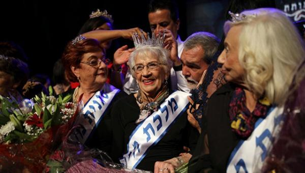 Финалистки конкурса красоты среди женщин, переживших Холокост / islam-today.ru