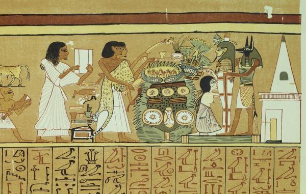 Уникальный египетский папирус ушел с молотка за рекордную сумму / islam-today.ru