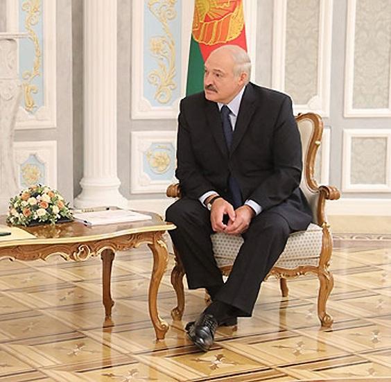 Президент БеларусиАлександр Лукашенко / patriarchia.ru