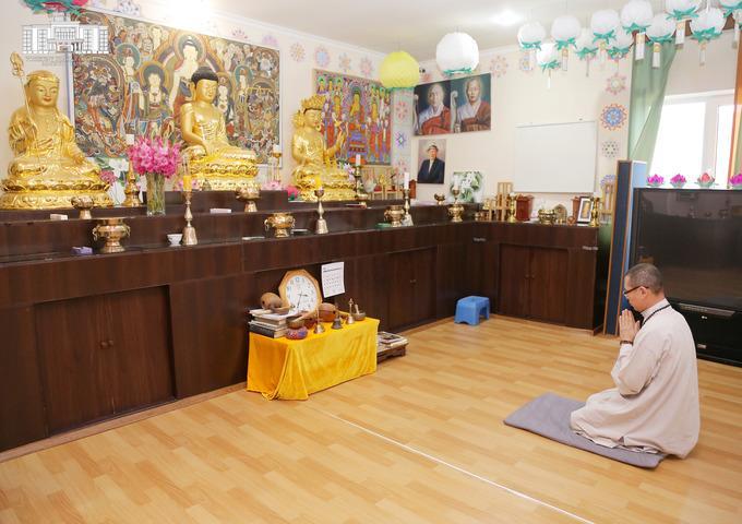 Власти Узбекистана сохранят буддистский храм / gazeta.uz