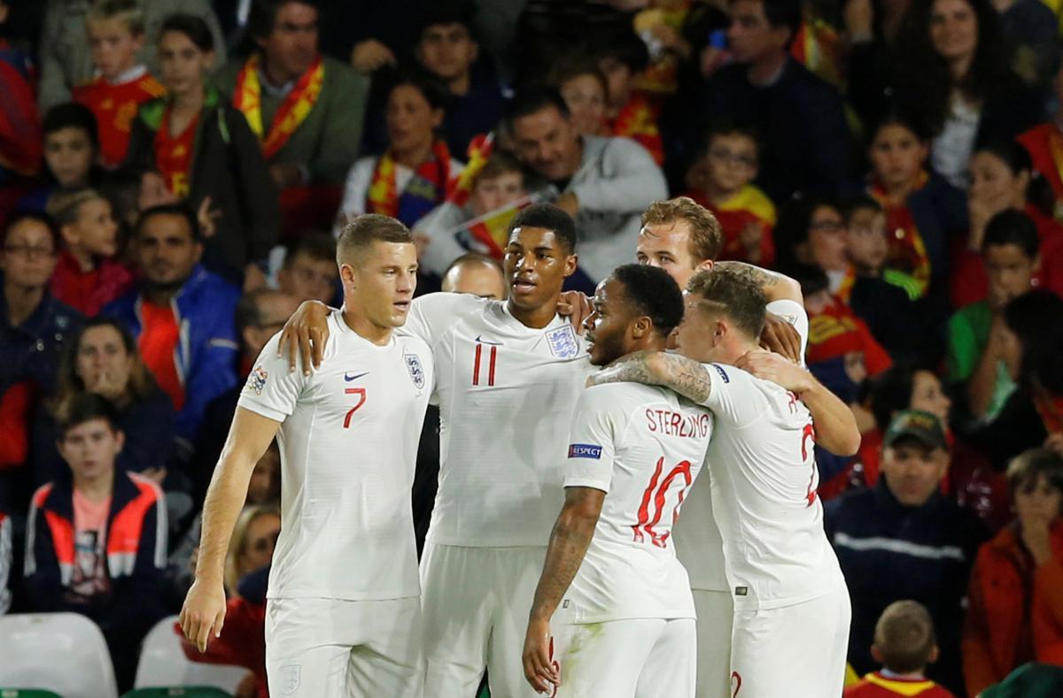 Сборная Англии обыграла Испанию - 3:2 / REUTERS