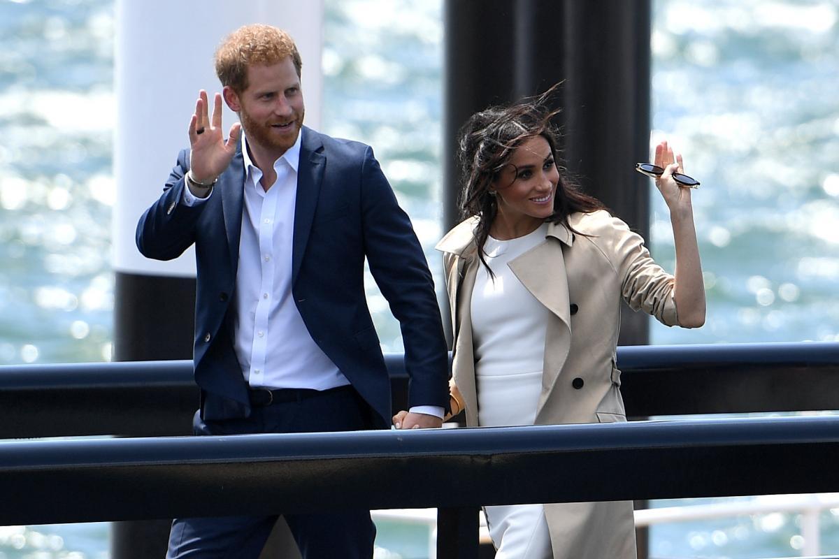 Меган Маркл і принц Гаррі \ REUTERS