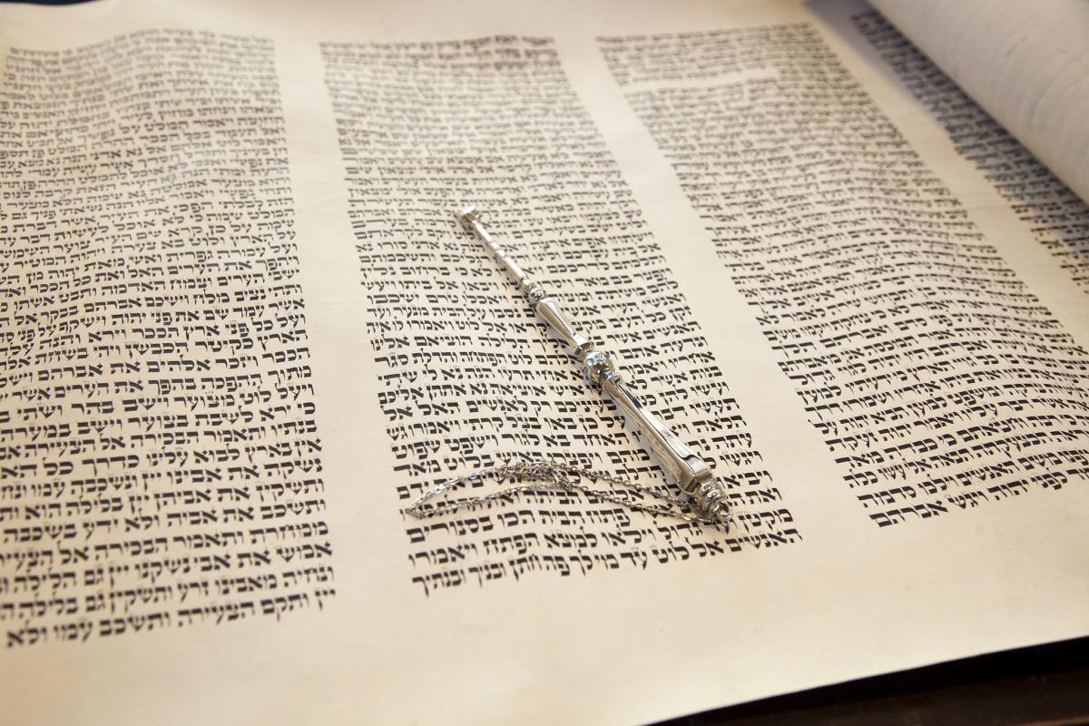 В Польшу вернулся довоенный свиток Торы / The Times of Israel