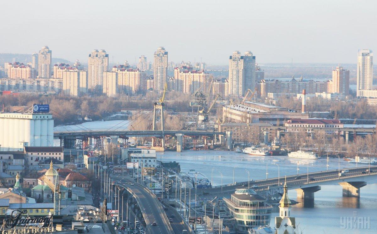 Движение по мосту будет перекрыто полностью \ фото УНИАН