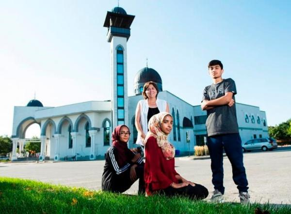 Картина рассказывает истории троих подростков-мусульман / islam-today.ru