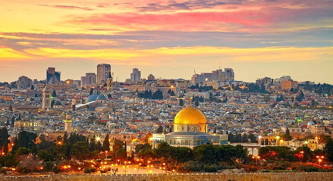 Иерусалим, иллюстрация / tourprom.ru
