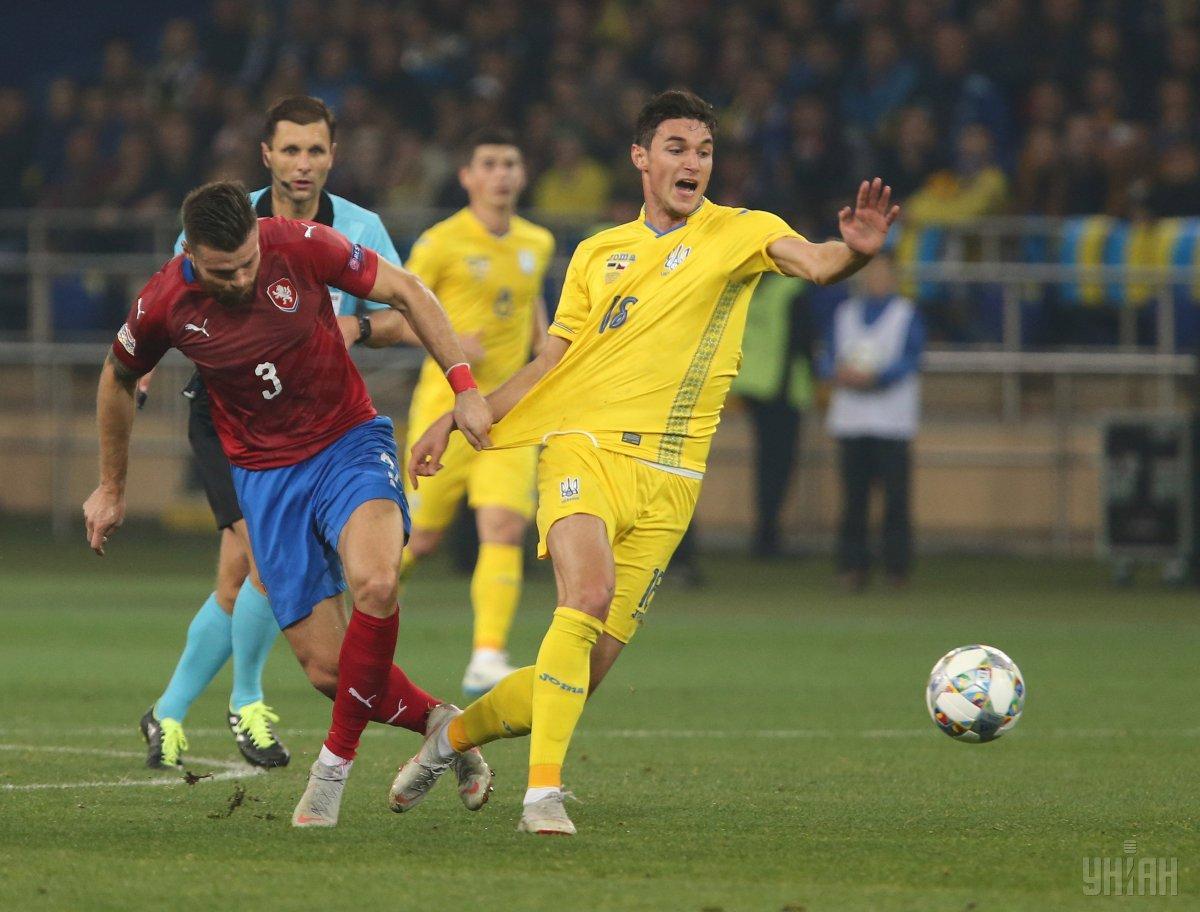 Збірна України буде посіяна у другому кошику при жеребкуванні Євро-2020 / УНІАН