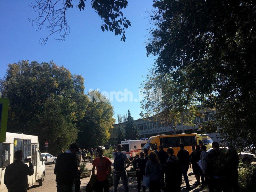 Слідчий комітет РФ порушив кримінальну справу за статтею про теракт / фото kerch.fm