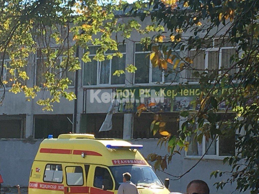 Изначально было возбуждено дело по статье о теракте / фото kerch.fm