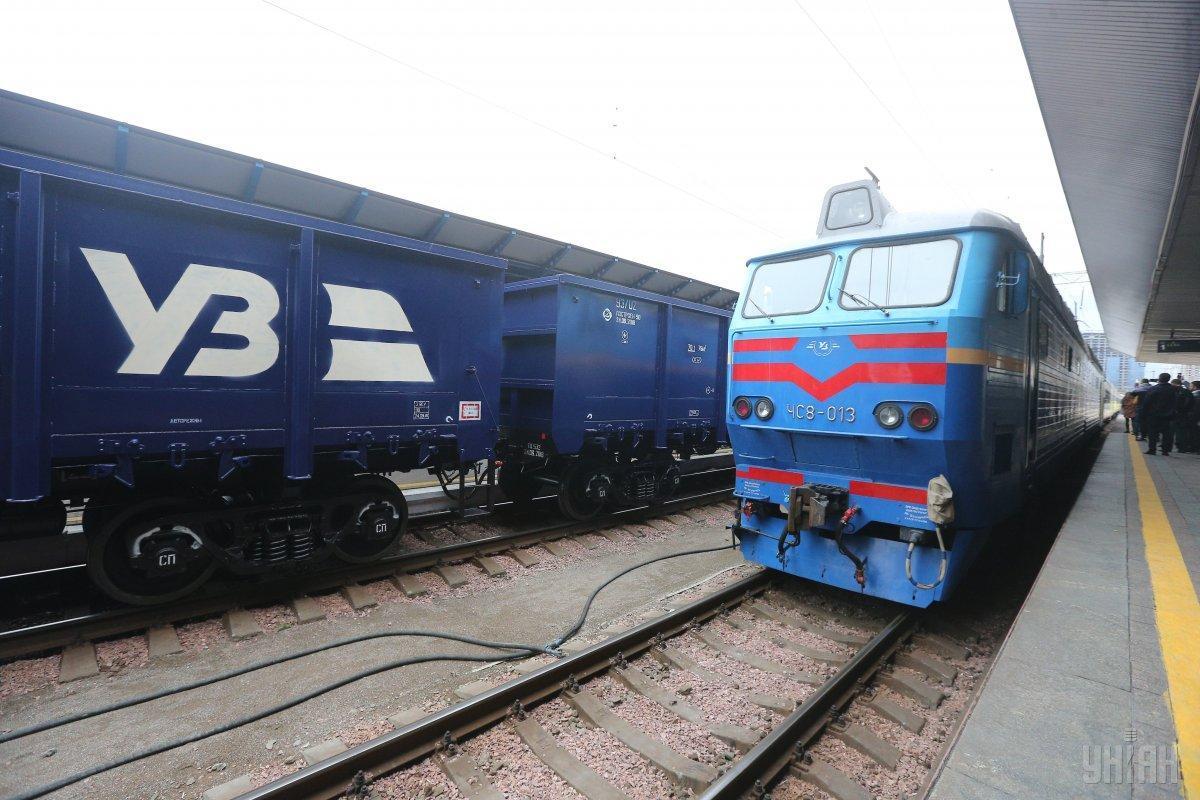 """""""Укрзалізниця"""" допускає можливість допуску приватної тяги на залізницю через 7 років / фото УНІАН"""