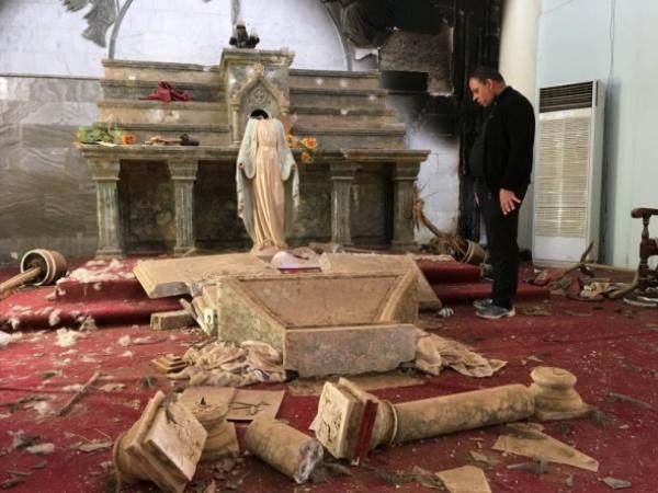 Мусульмане, рискуя жизнью, спасли от ИГИЛ древнехристианские манускрипты / islam-today.ru