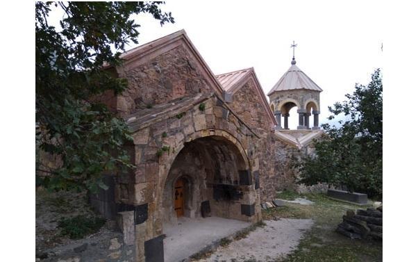 Монастырь святого Ованеса Одзнеци / blagovest-info.ru