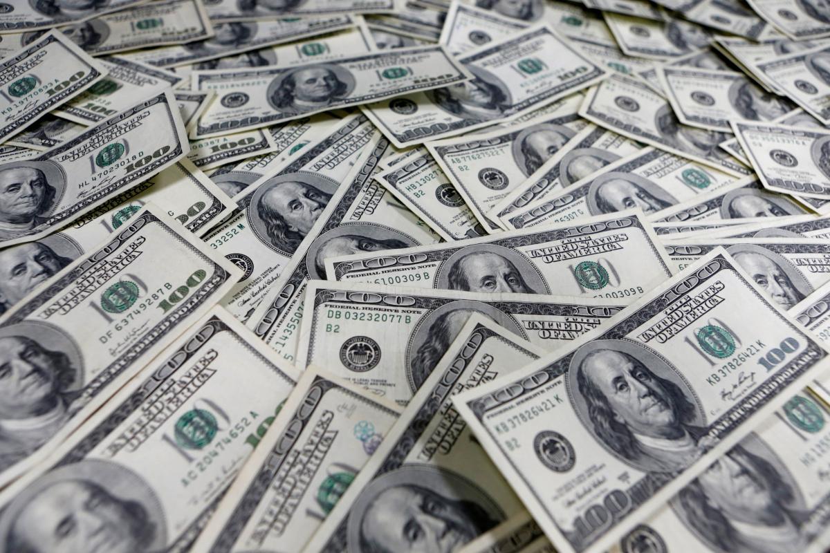 Международные резервы Украины превысили $28 миллиардов / REUTERS