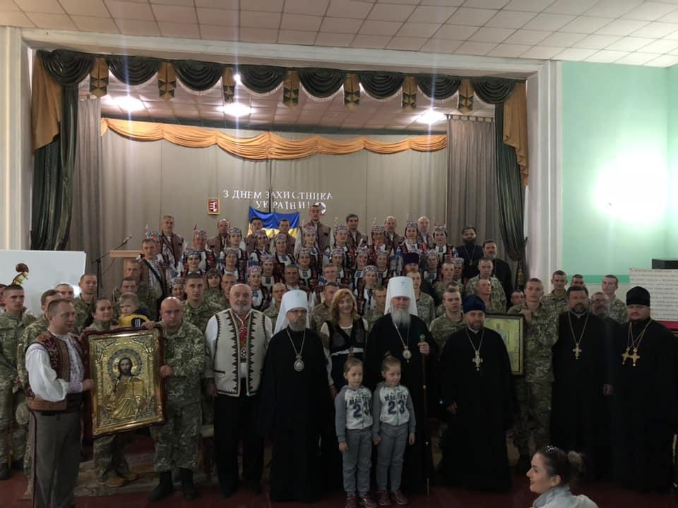На Закарпатье проходят сборы капелланов УПЦ / news.church.ua