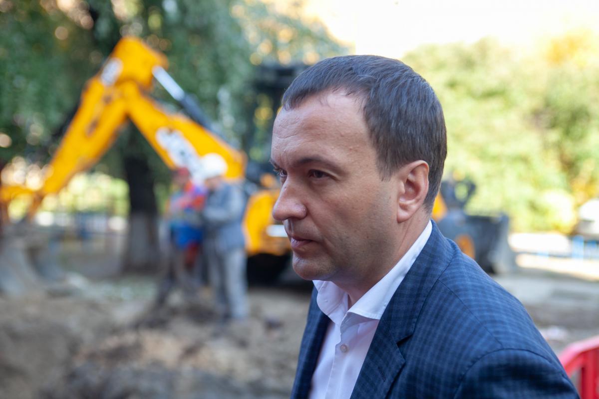 заступник голови КМДА Петро Пантелеєв / kyivcity.gov.ua