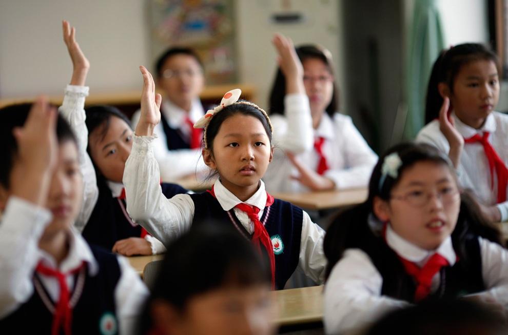 Власти Китая сохраняют тотальный контроль над образованием / buki.com.ua