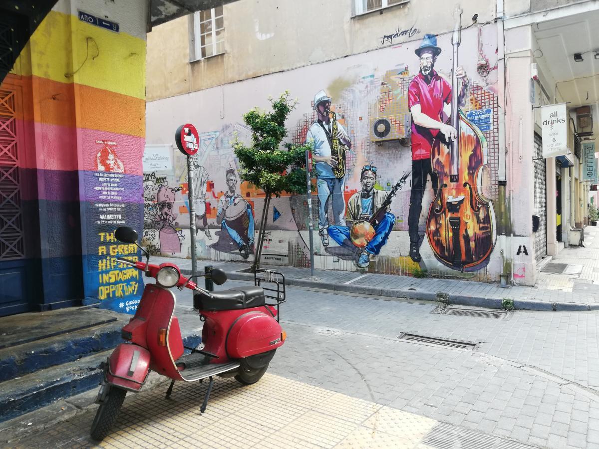 Греция идеально подходит для неспешного отдыха / Фото Марина Григоренко