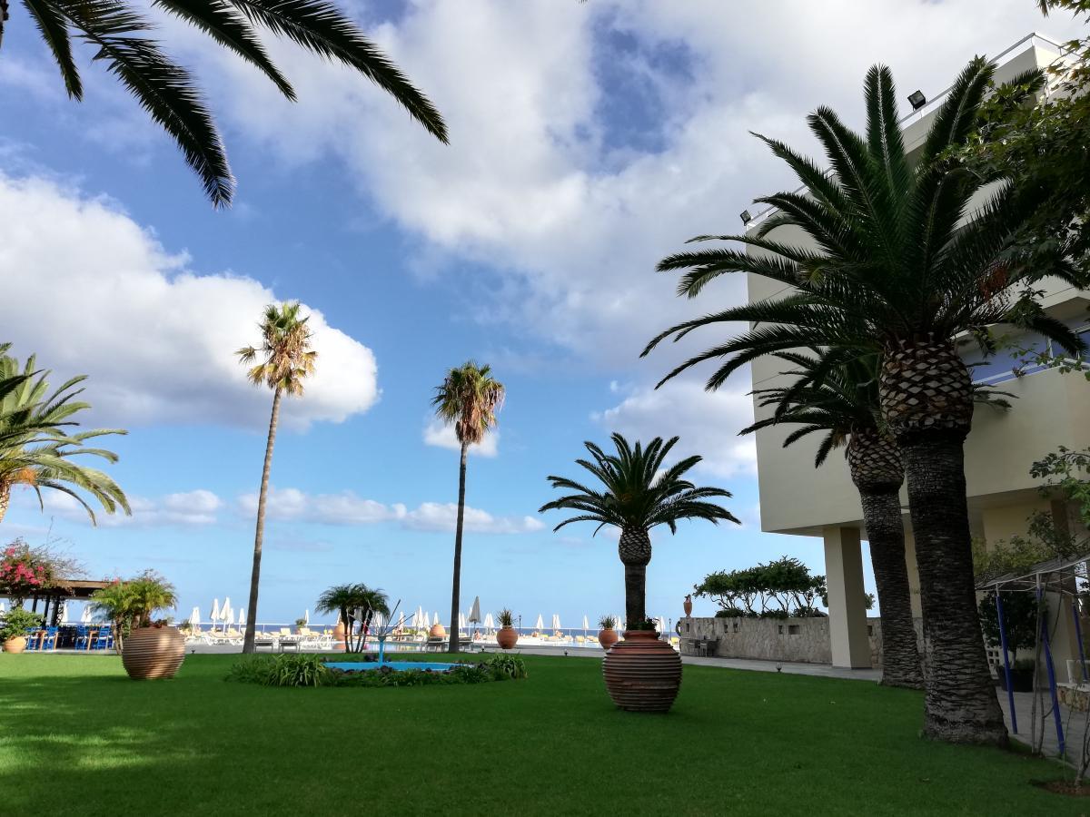 ОтельPanorama Hotel в Хании (остров Крит)/ Фото Марина Григоренко