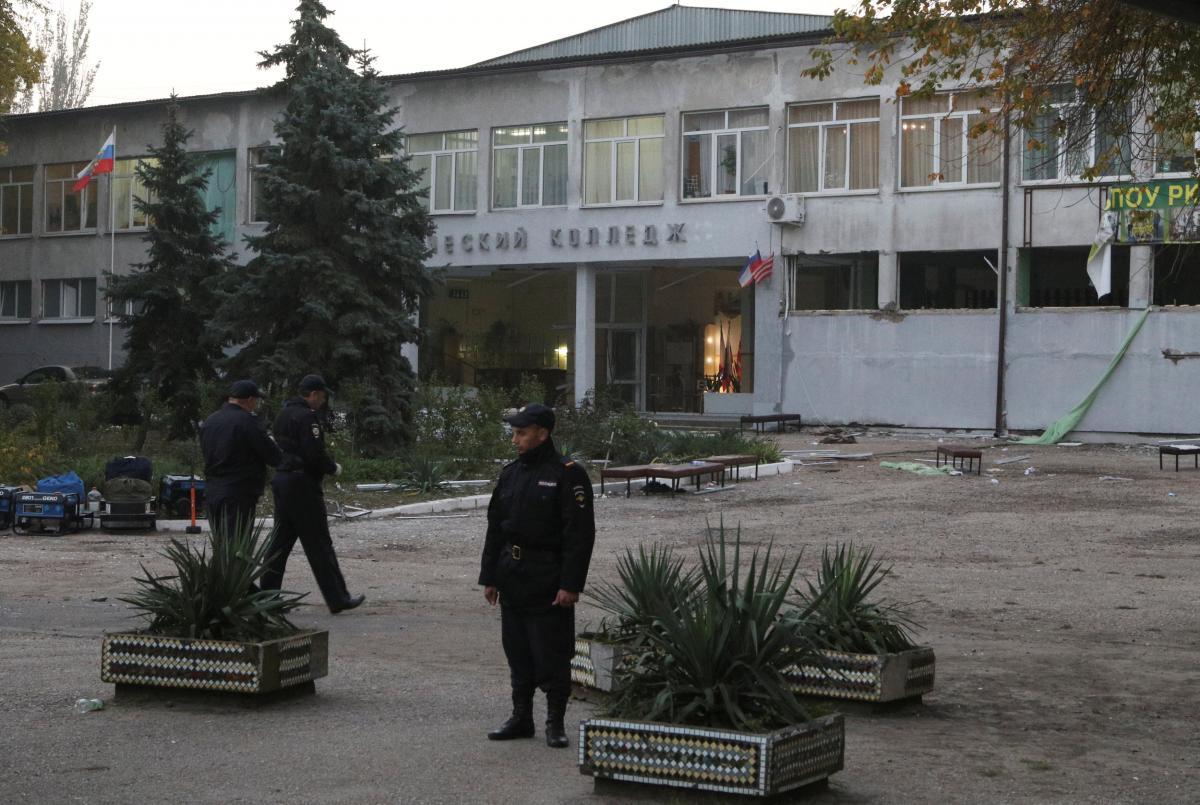 """Після трагедії в Керчі окупанти перейнялися пошуком """"потенційних терористів"""" ушколах / Ілюстрація REUTERS"""