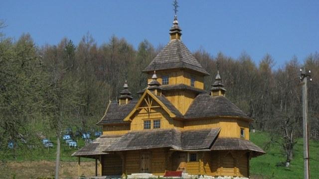 На Львовщине требуют признать памятниками архитектуры все деревянные храмы / varianty.lviv.ua