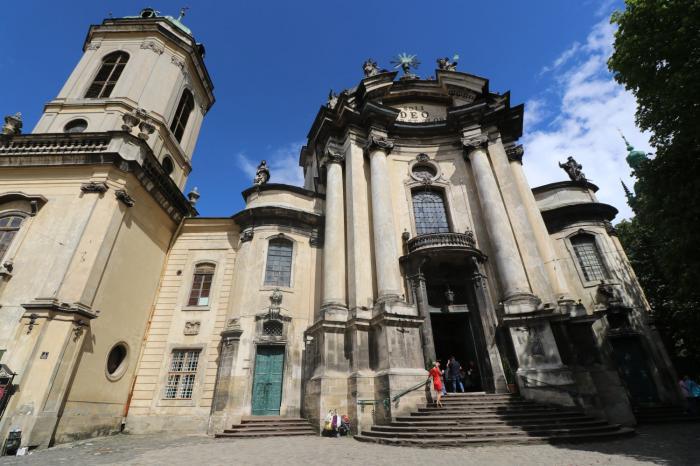 Львовский музей истории религии / Wikimapia